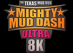 Mighty Mud Dash Logo