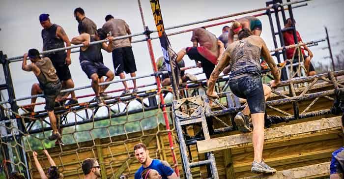 Mighty Mud Dash - The Texas Mud Run