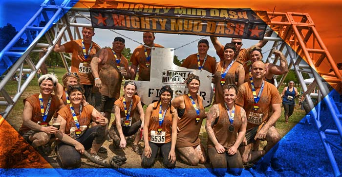 Mighty Mud Dash - The Texas Mud Run
